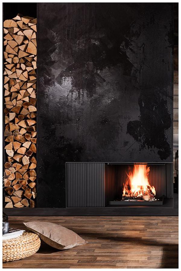Masculin-fireplace-design-ideas