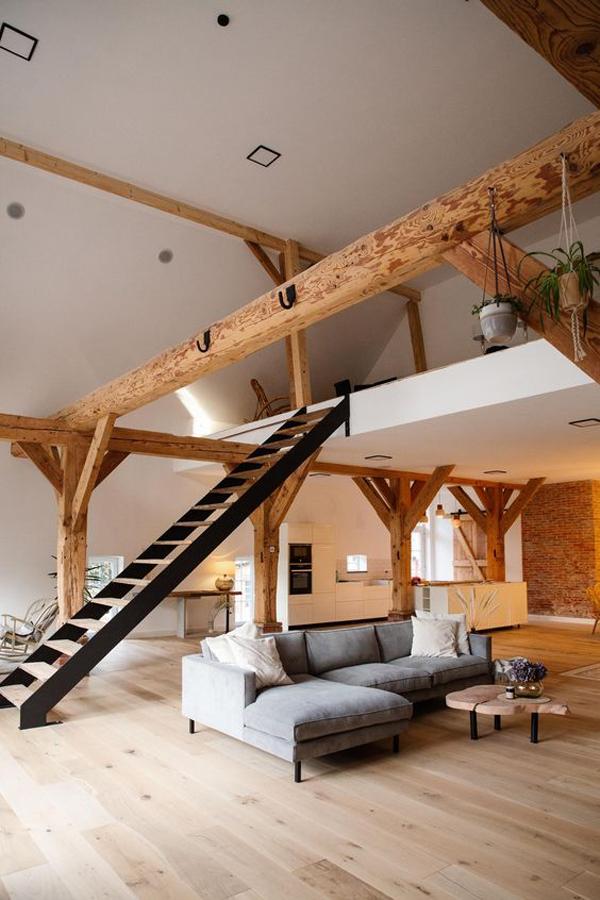 Modern-and-smart-wooden-interior-design