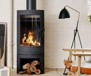 Tube-fireplace