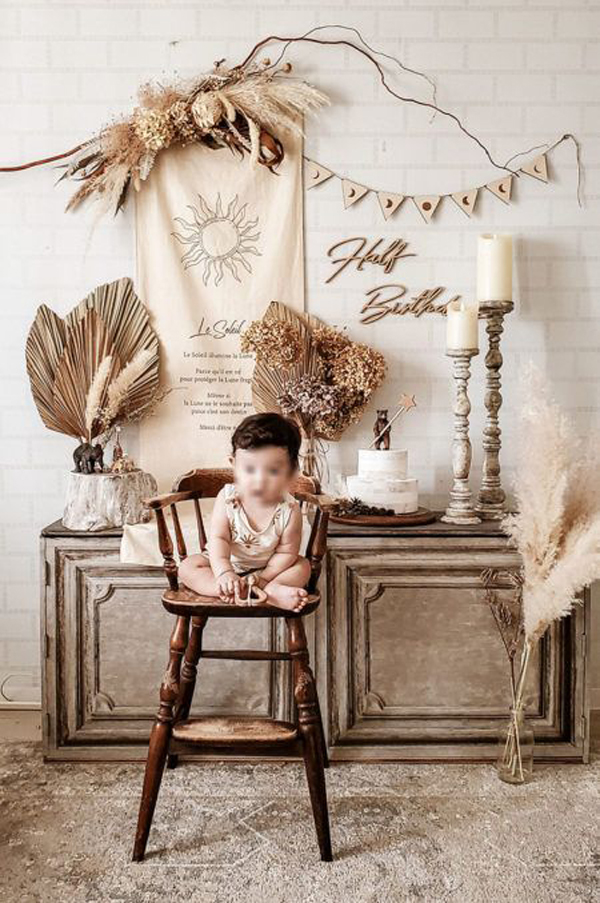 Vintage-baby-party