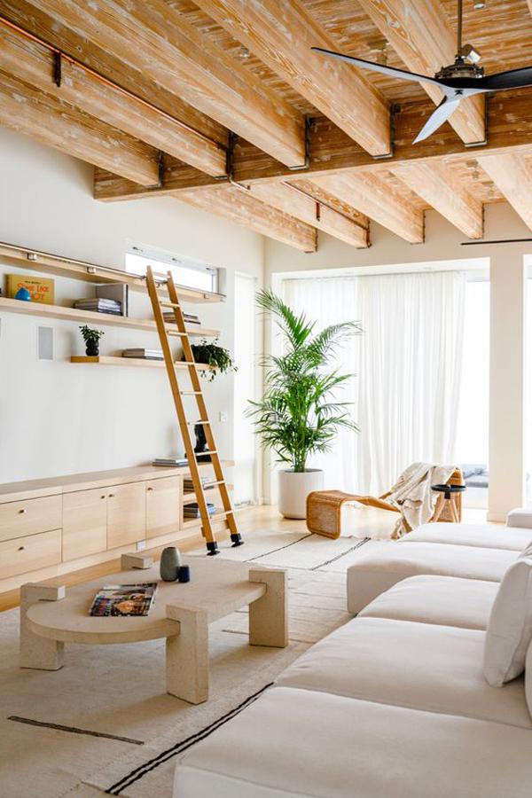 Wooden-interior-house-design
